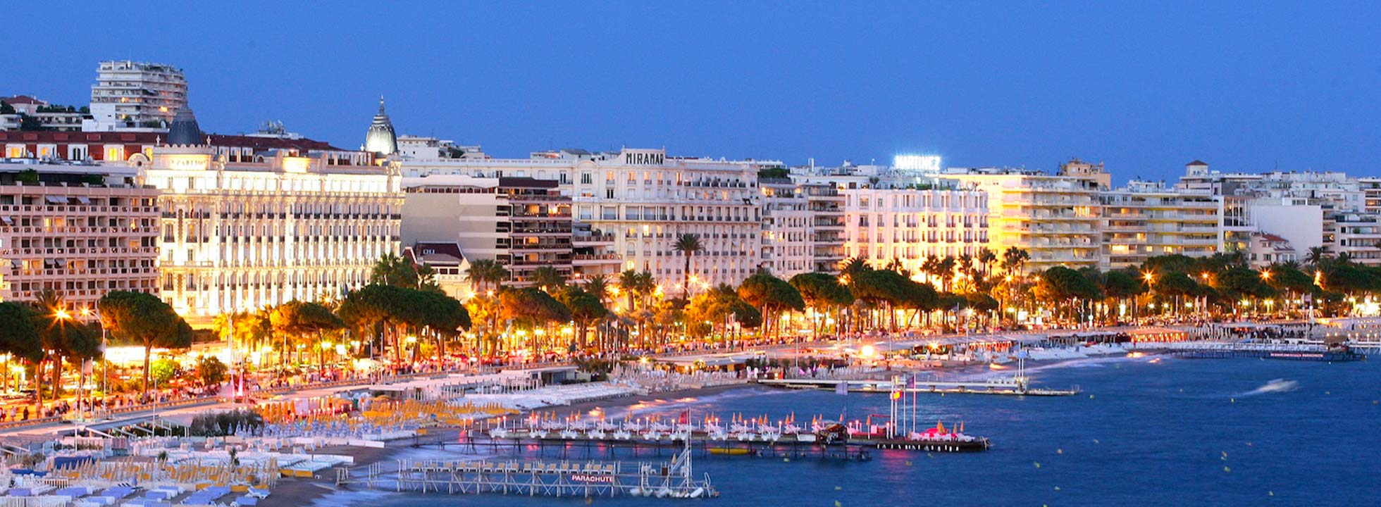 Appartements à Cannes - Côte d'Azur
